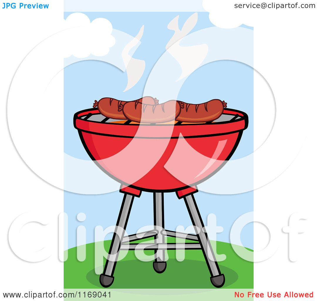 Related Pictures cartoon bbq grill dad royalty free stock vector art ...