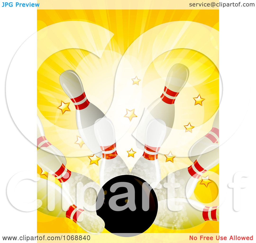 Free vector graphic: Bowling, Pins, Ball, Red, Strike - Free Image ...