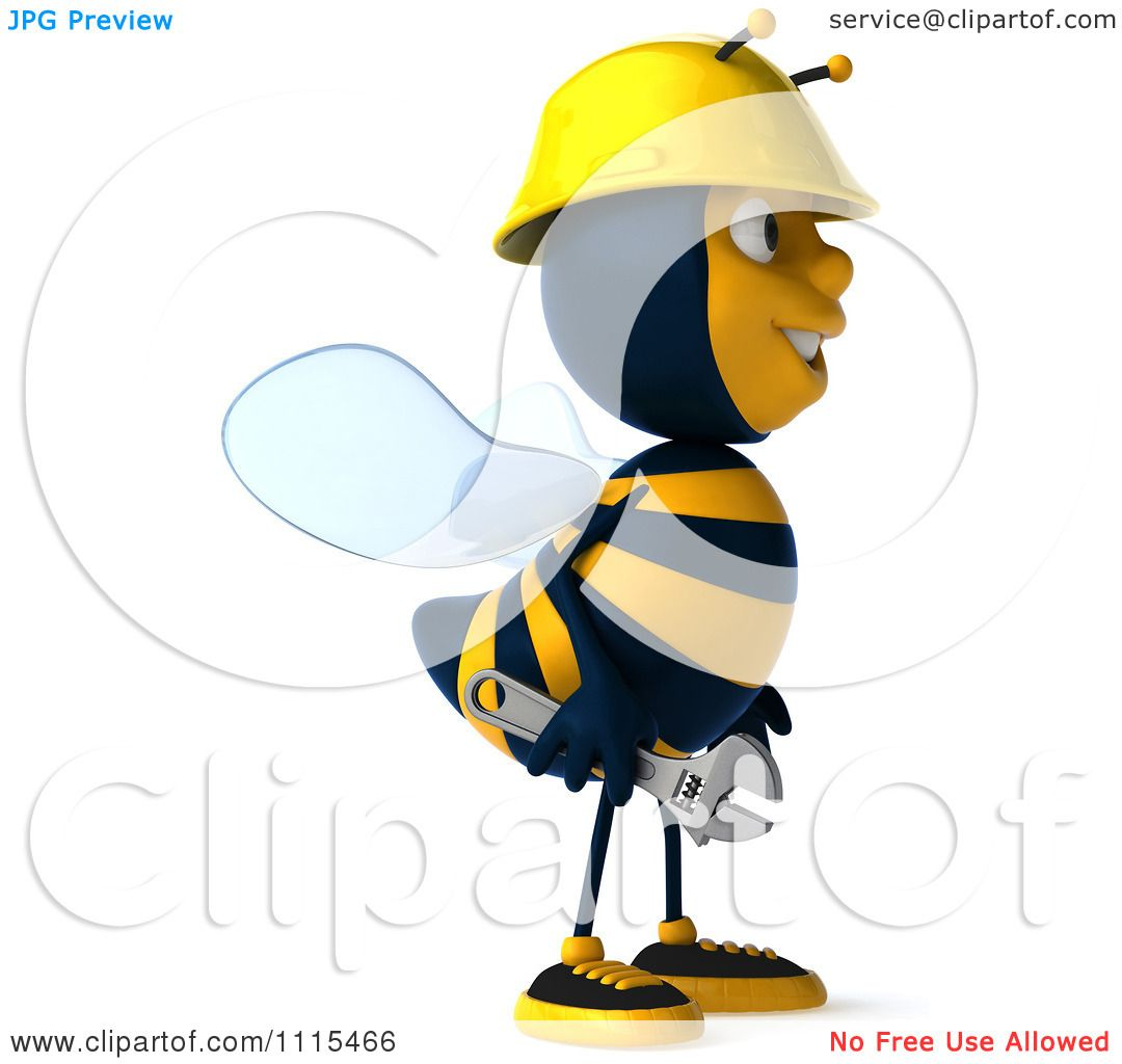 Worker Bee Clip Art Images & Pictures - Findpik
