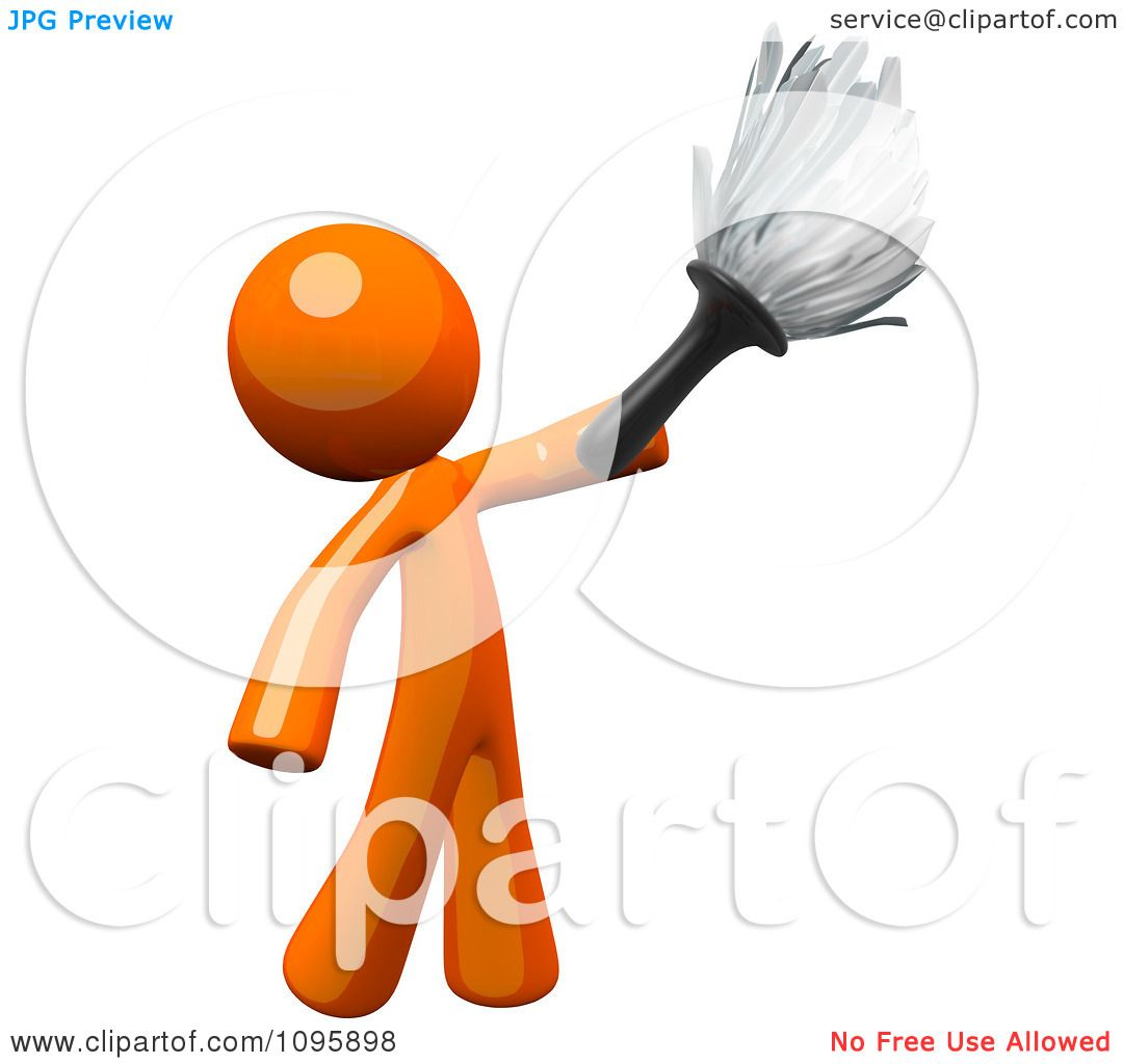 Cleaning duster vector - photo#8