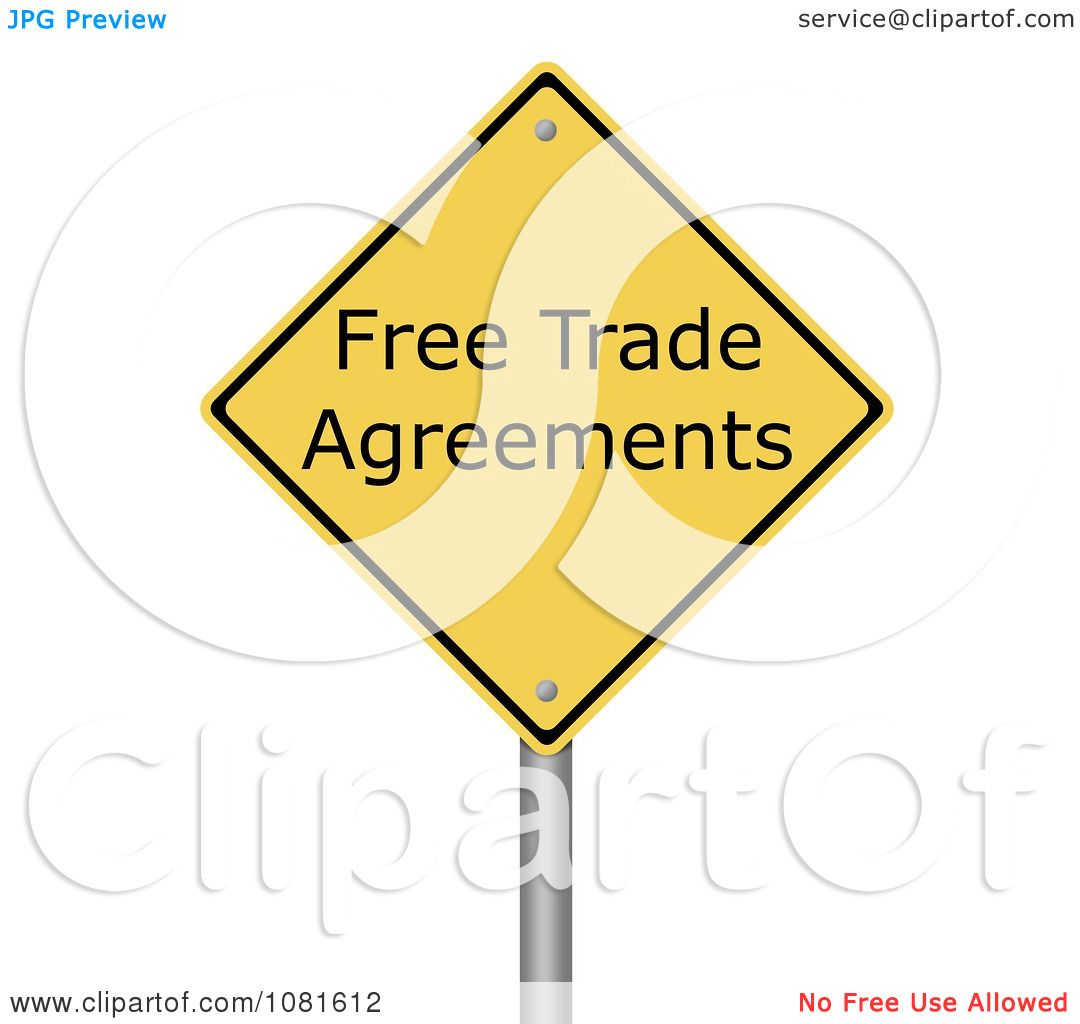 Free Trade Agreement Clip Art – Clipart Download
