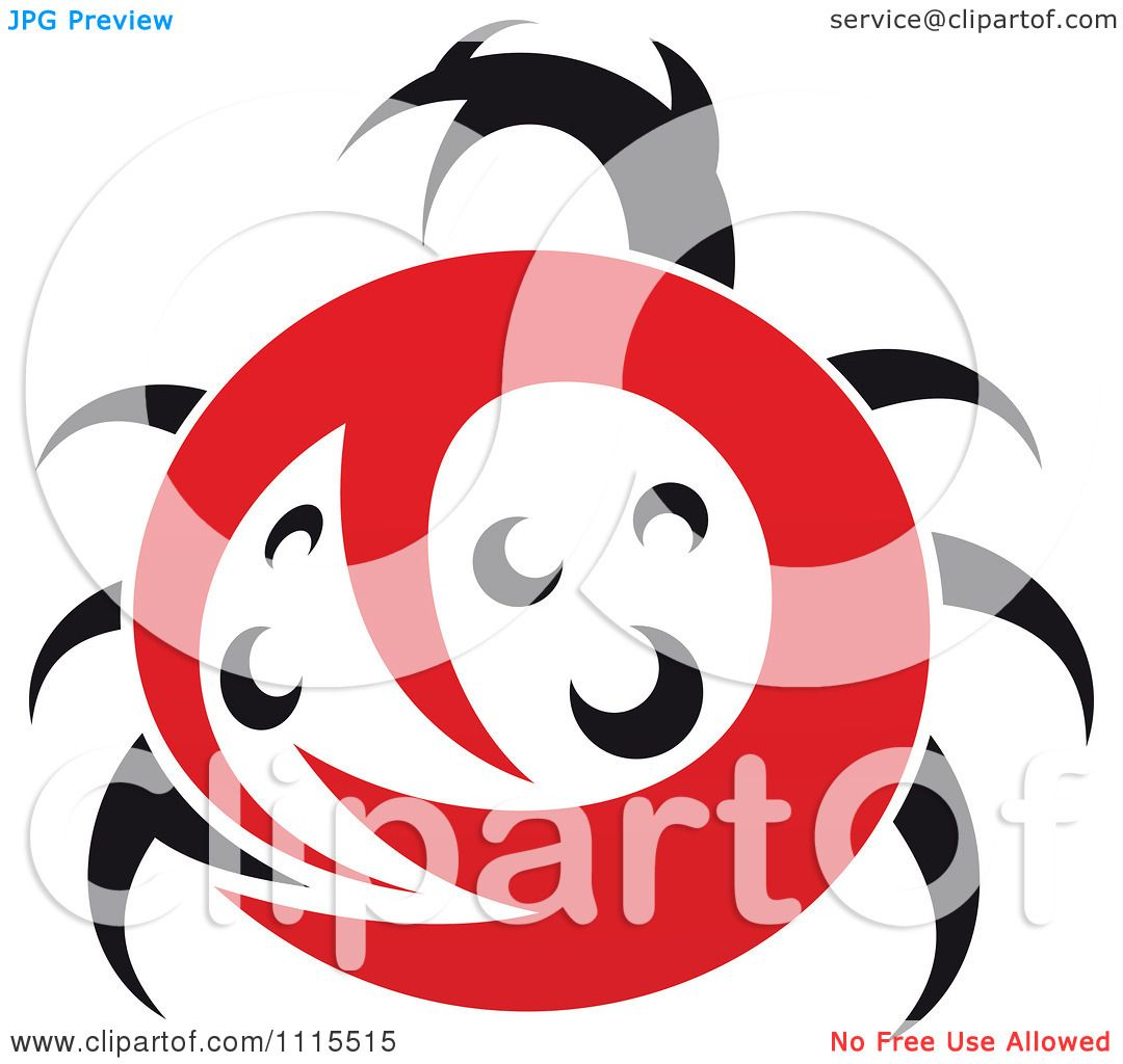 royalty free rf ladybug clipart illustrations vector graphics 1
