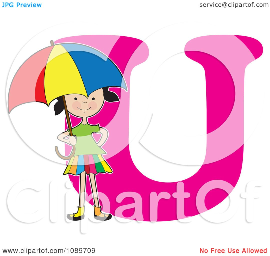 Royalty-Free (RF) Letter U Clipart, Illustrations, Vector Graphics #1