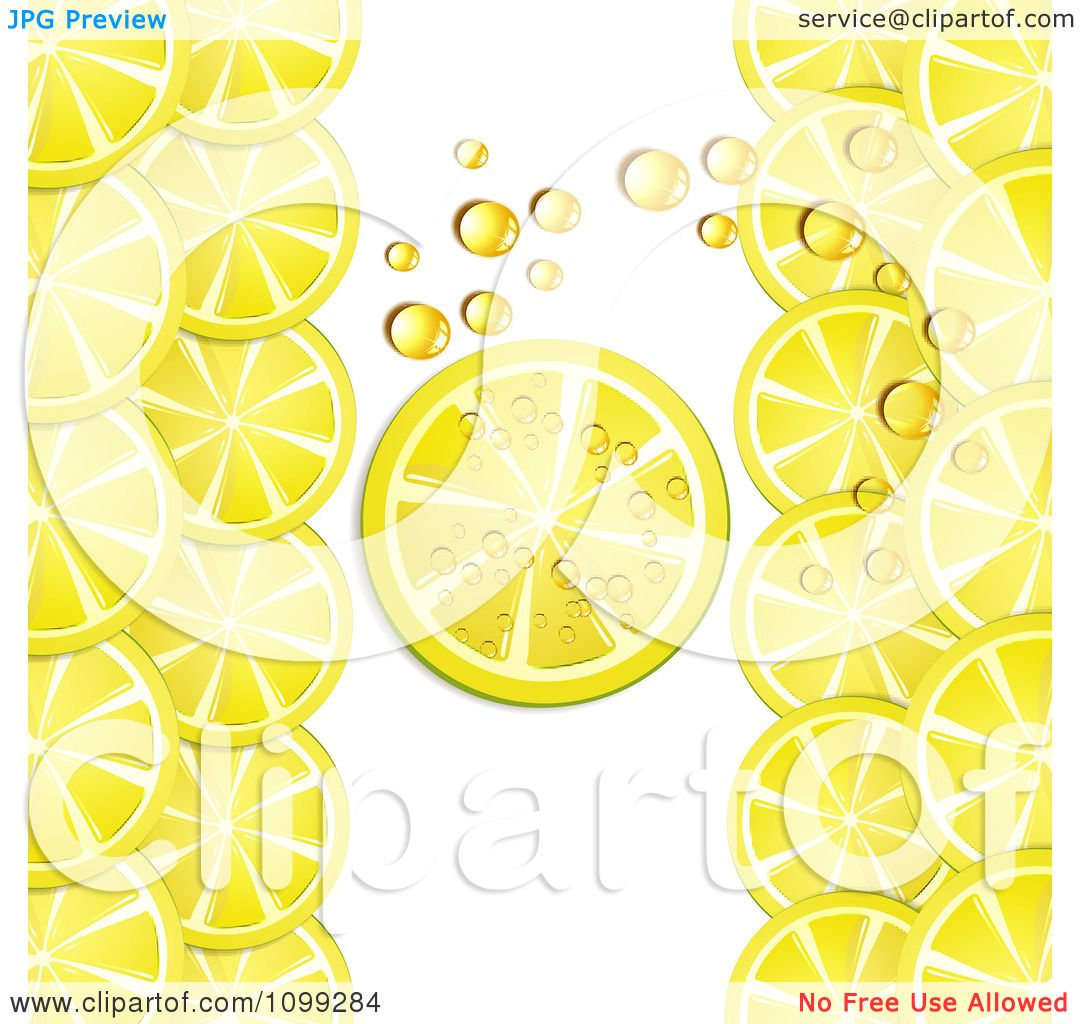 Lemon Background Clipart Clipart background of lemon
