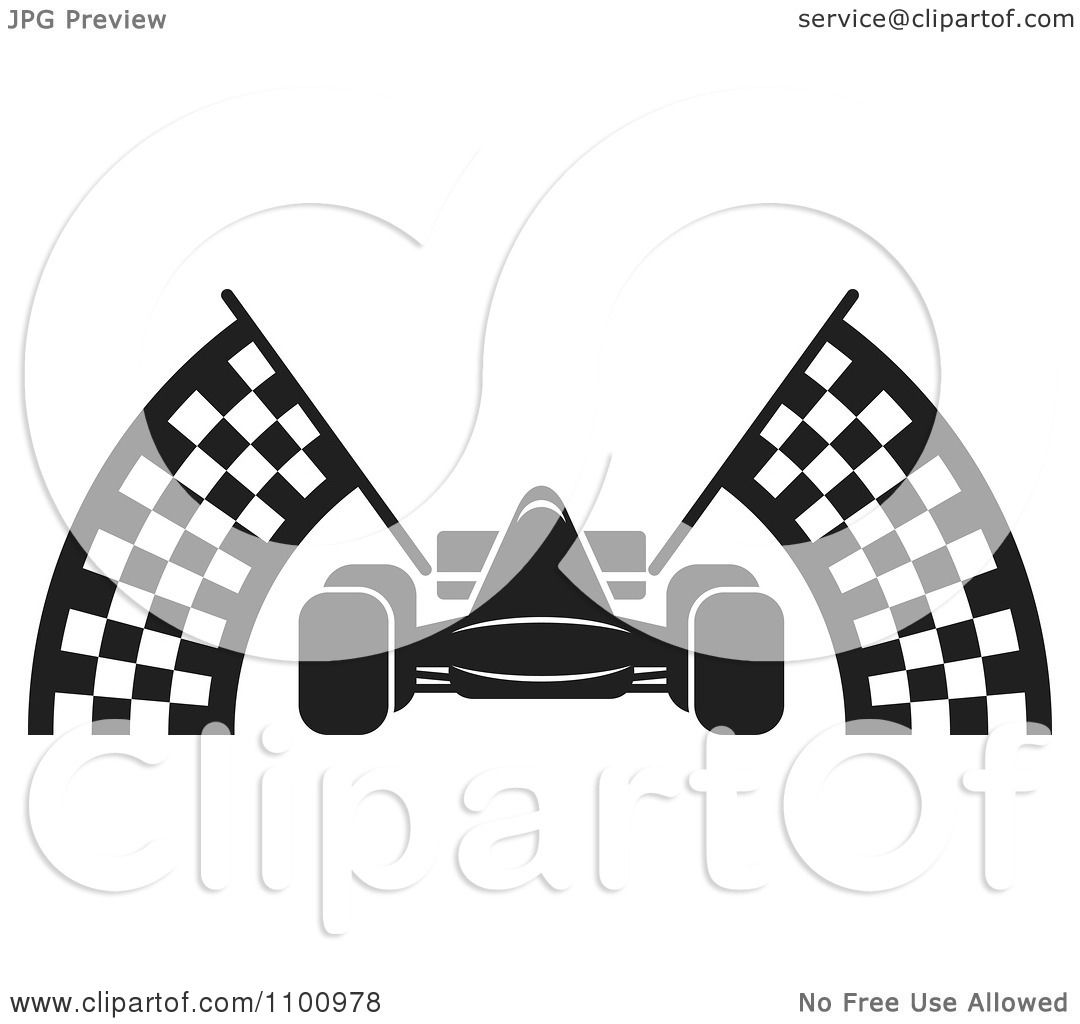 Royalty-Free (RF) Clipart of Racing Flags, Illustrations, Vector ...