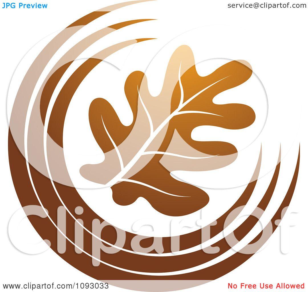 Half Circle Clipart Leaf And Half Circle Logo