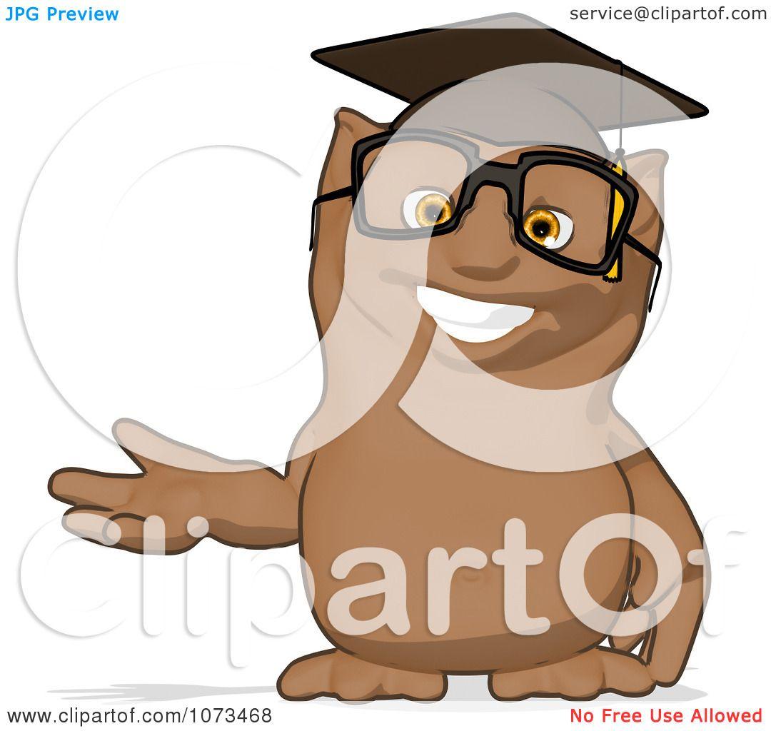 owl professor clipart - photo #12