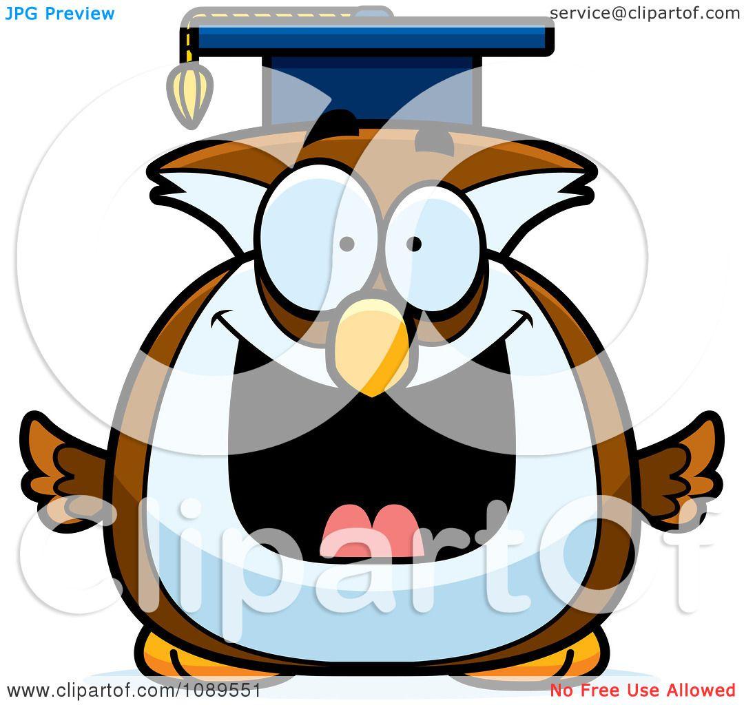 owl professor clipart - photo #9