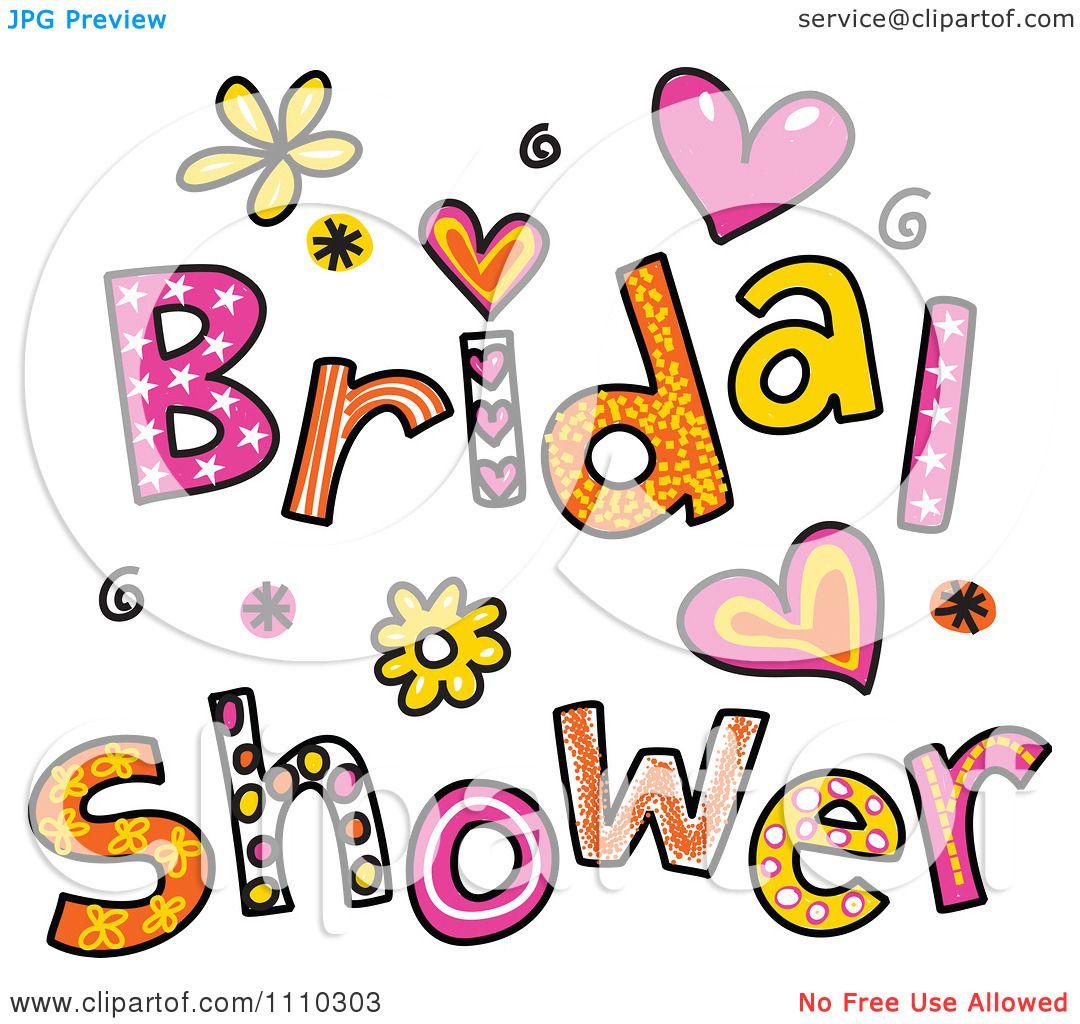 Go Back > Pix For > Bridal Shower Clip Art