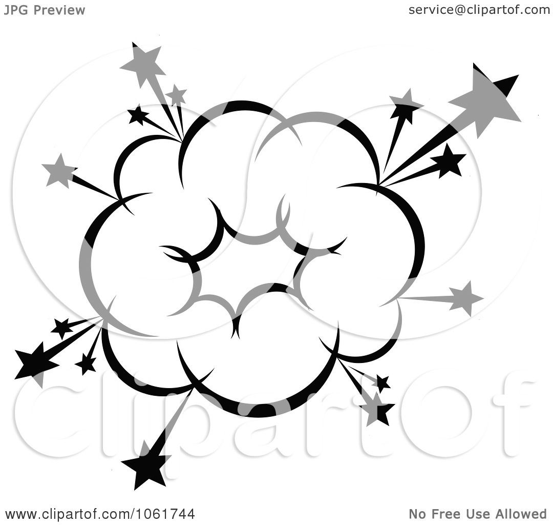 Clipart Comic Explosion Design Element 13 - Royalty Free Vector ...