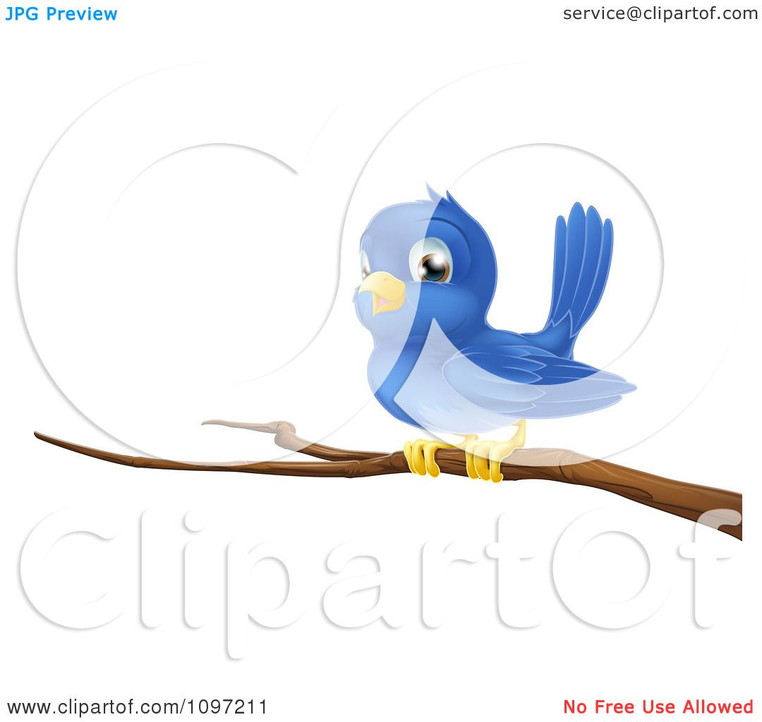 Bare Tree Branch Vector Bare tree branch - royalty