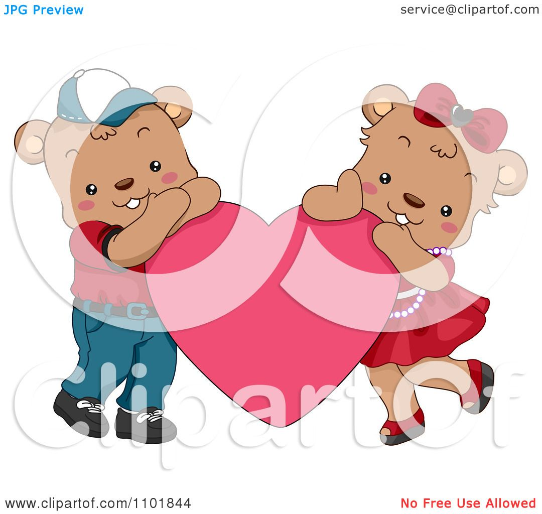 Cute Teddy Clipart Clipart Cute Teddy Bear Couple