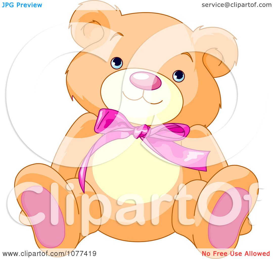 Cute Teddy Clipart Clipart Cute Teddy Bear With a