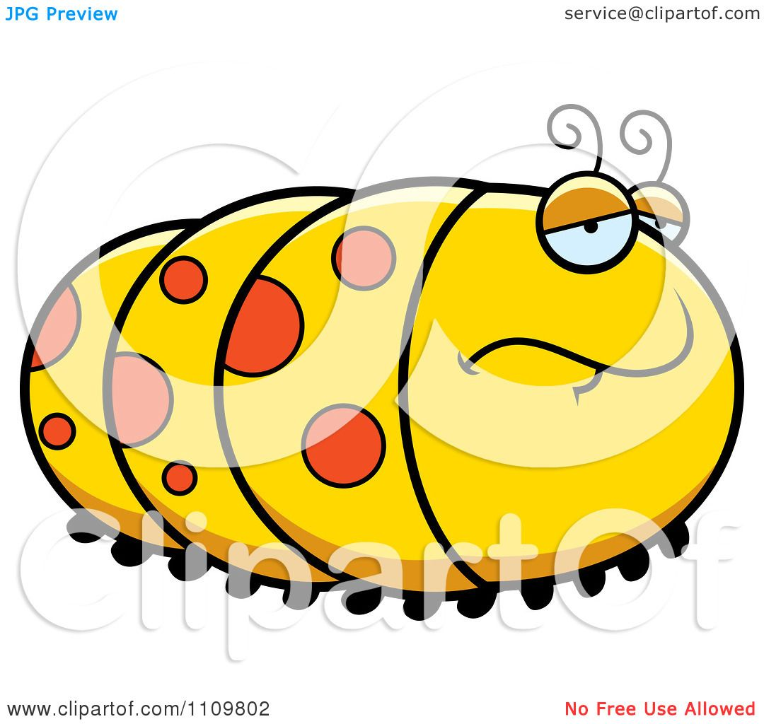 Depression Clipart Clipart Depressed Caterpillar