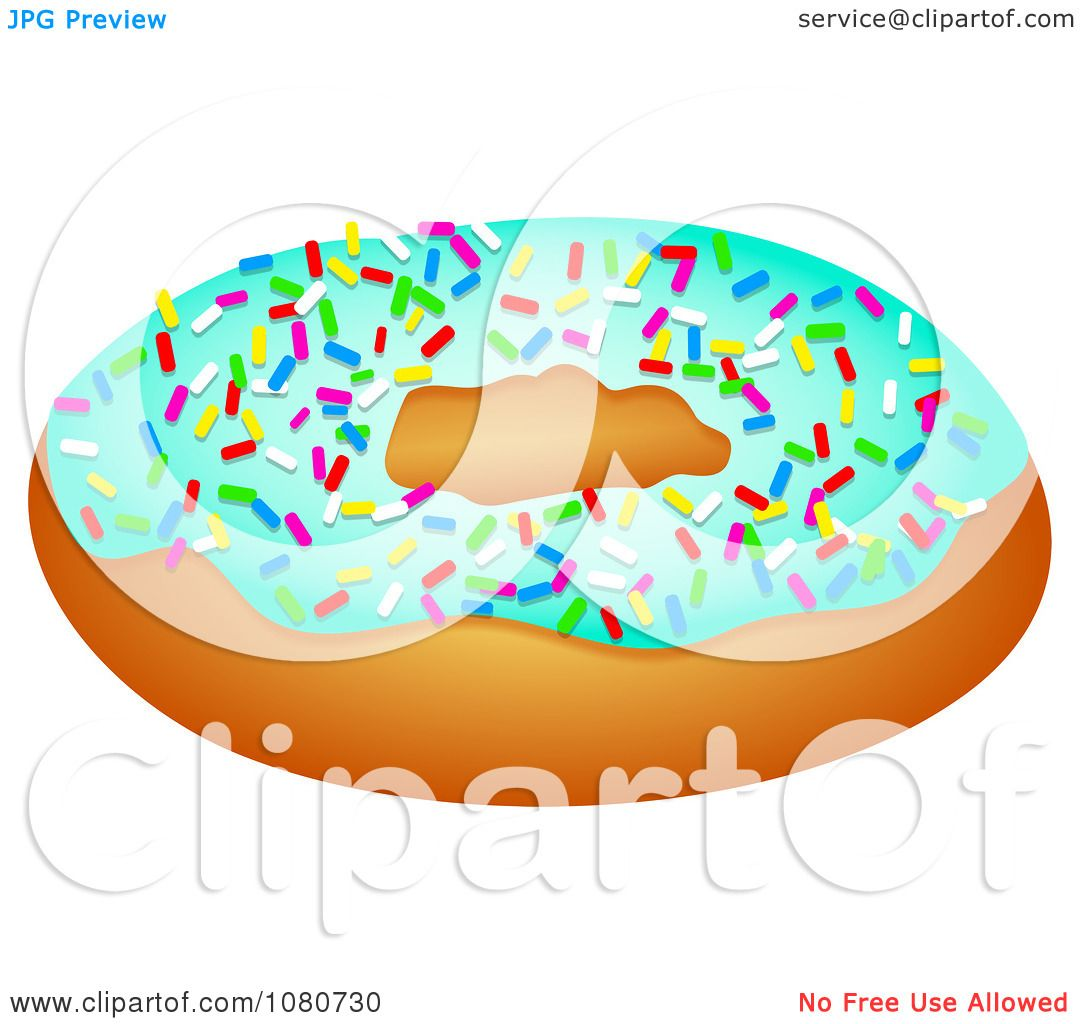 Clip Art Donut - Viewing Gallery
