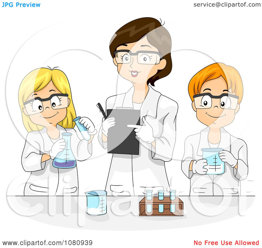 Female Science Teacher Clipart Female Science Teacher...