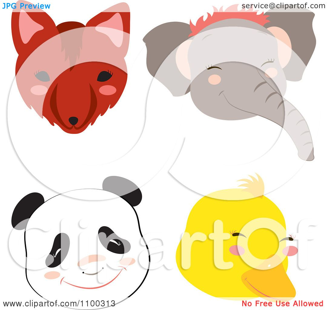 elephant clipart panda - photo #41