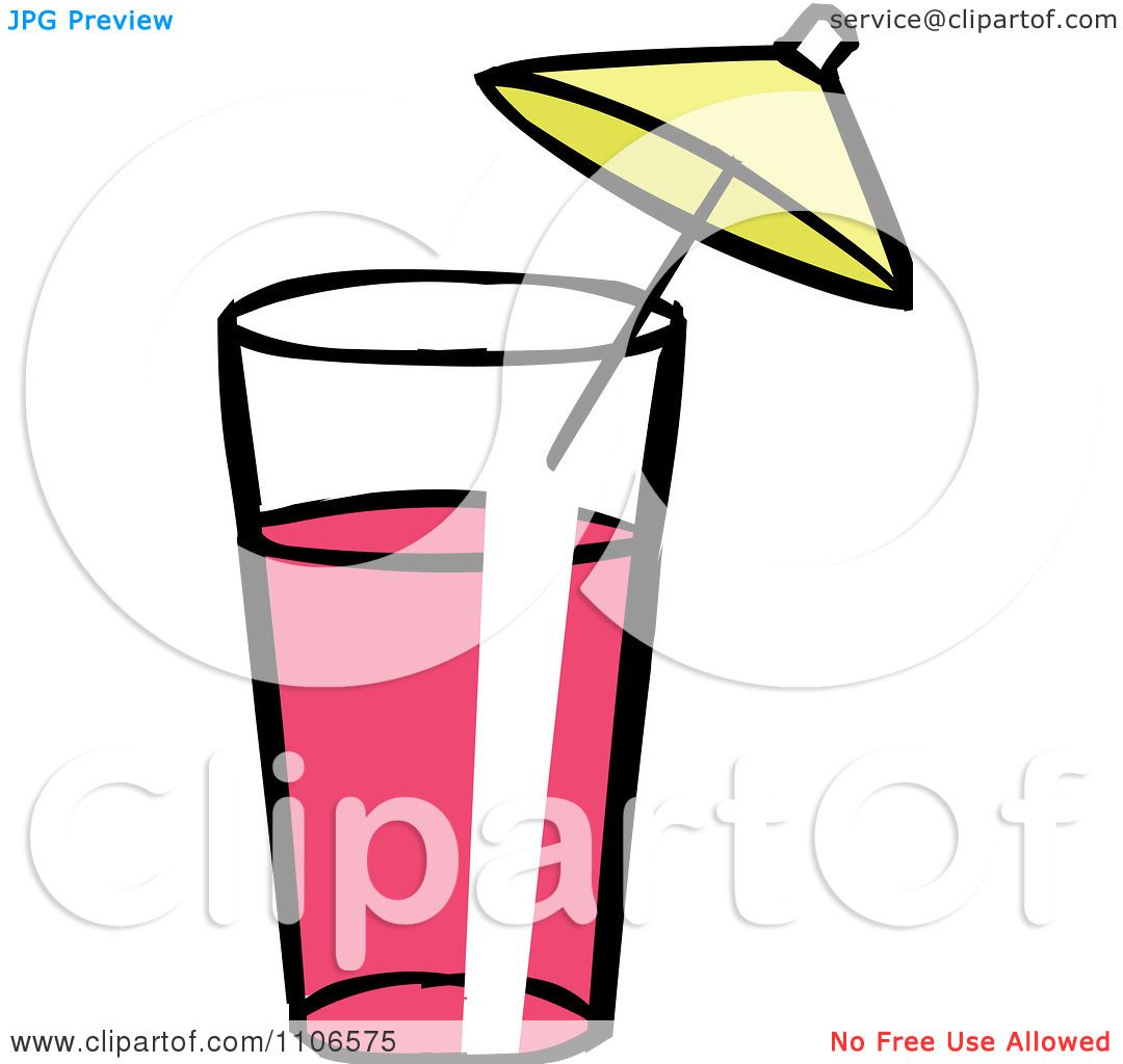 Pictures of Glass Of Pink Lemonade Clipart - #rock-cafe