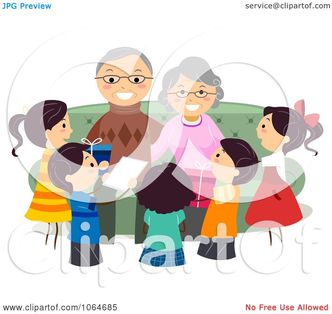 grandparents clipart pictures - photo #47