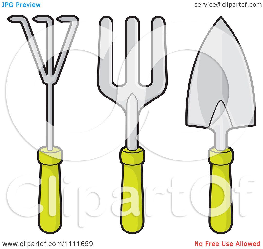 clipart garden tools - photo #5
