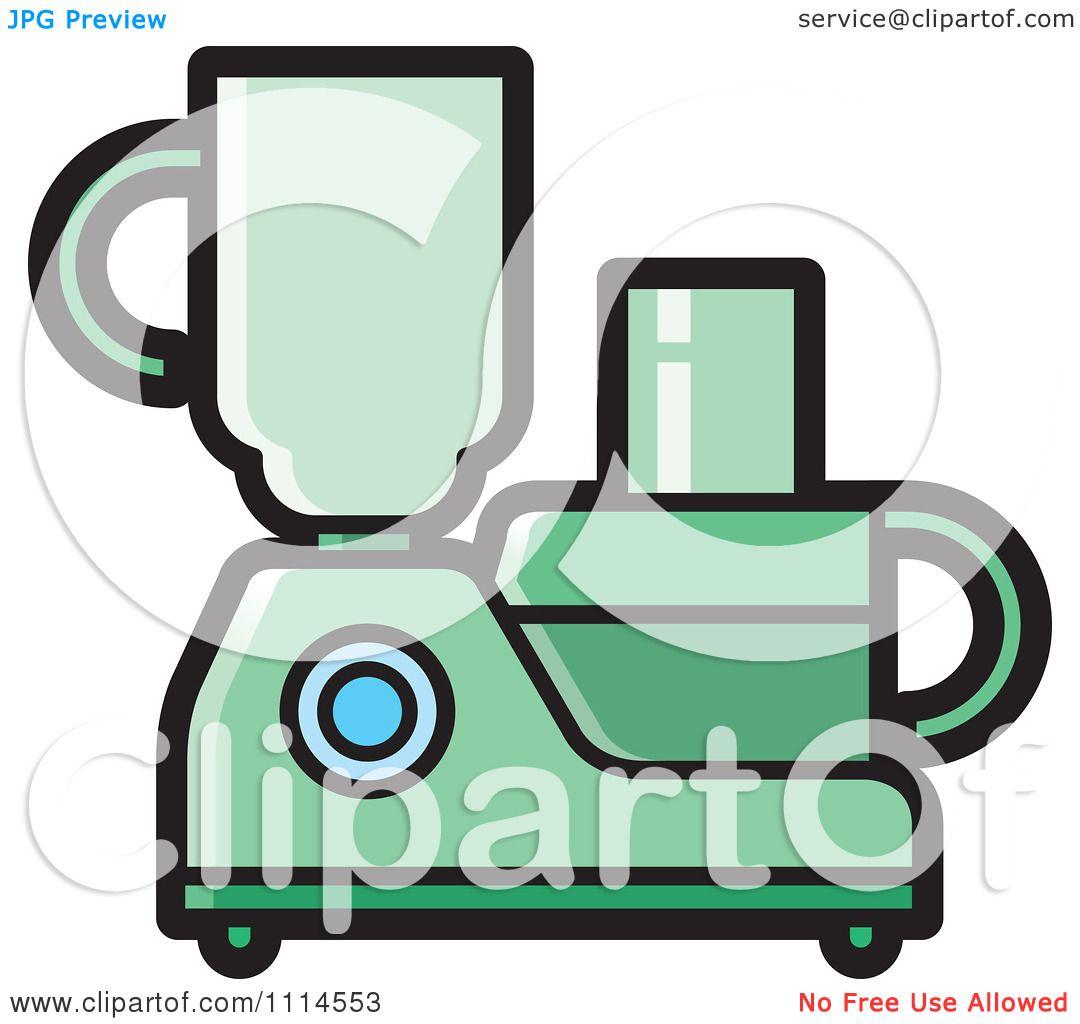Environmental Green Food Processor
