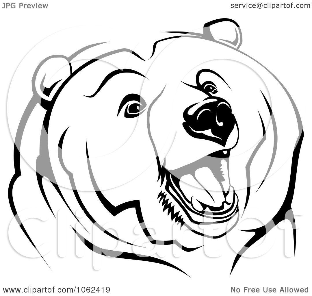 clipart gratuit ours polaire - photo #50