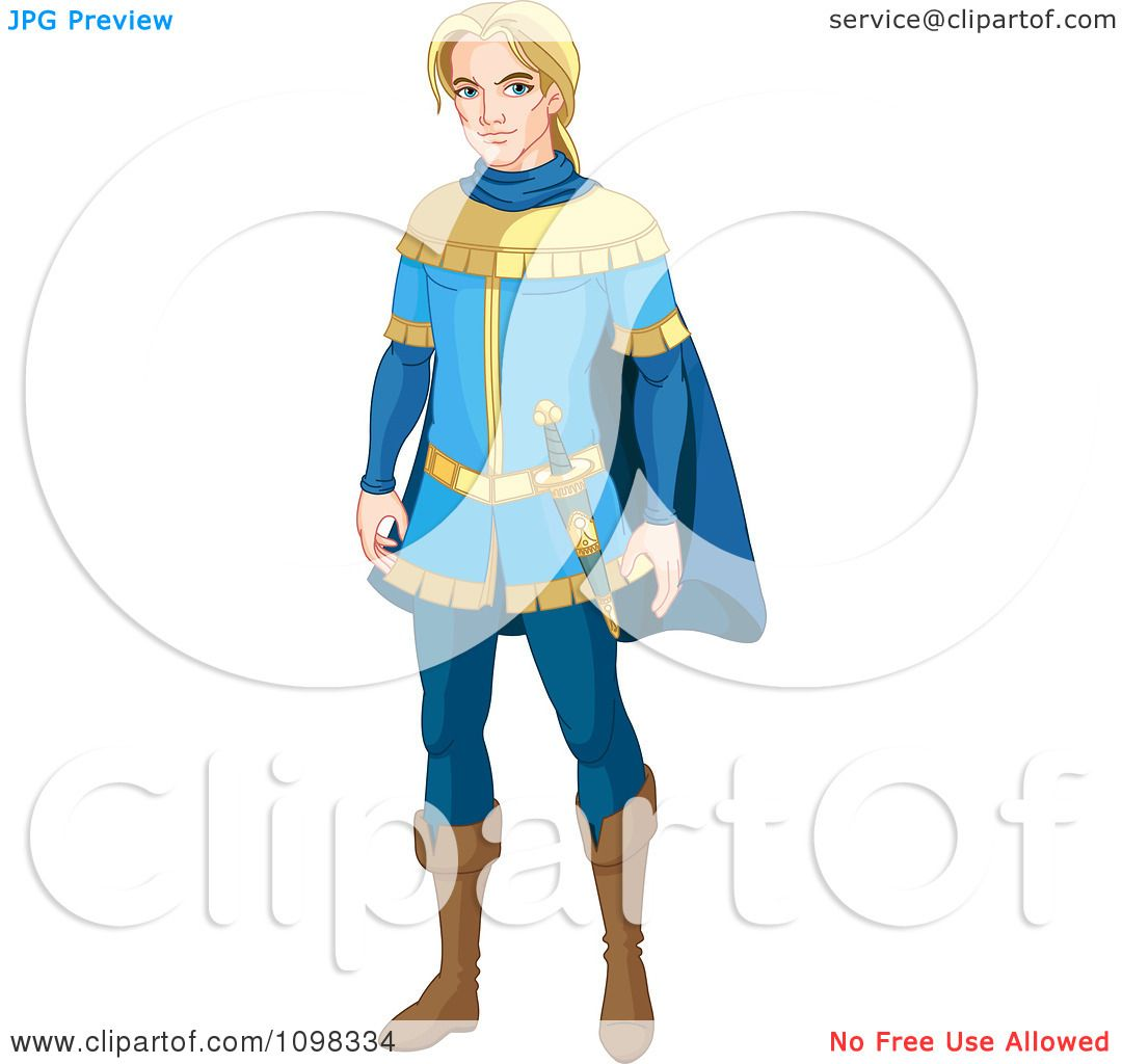royalty free rf prince charming clipart illustrations vector