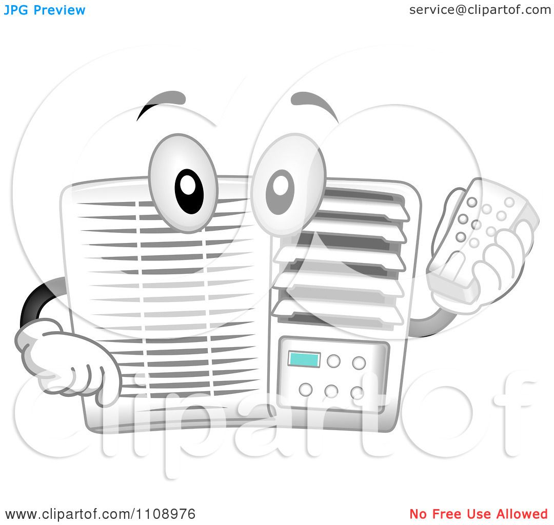 Small Air Conditioner Used