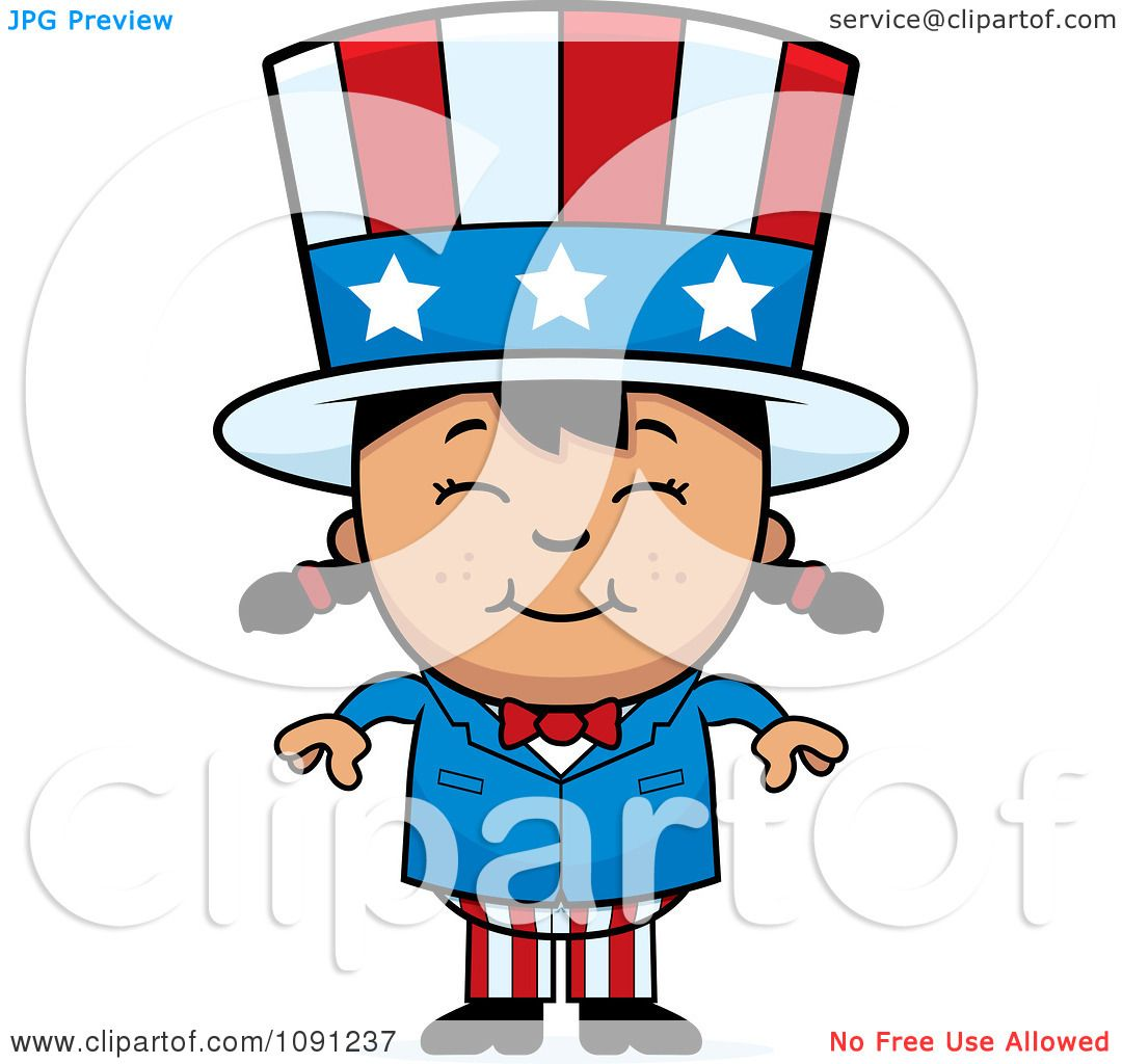 clipart happy asian uncle sam girl royalty free vector rh clipartof com Uncle Sam Poster WWII Uncle Sam Recruiting Poster