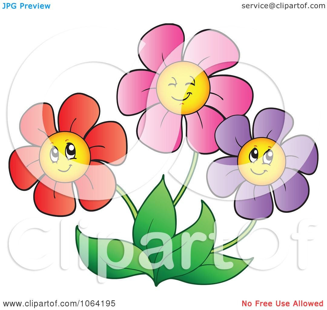 Clipart happy colorful daisy flowers 5 royalty free vector clipart happy colorful daisy flowers 5 royalty free vector illustration by visekart izmirmasajfo