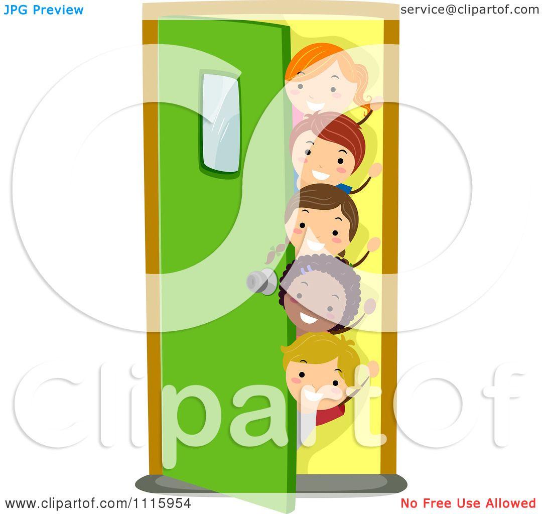 Double door clipart -  Open Clip Art Double Door Door Royalty Free Vector Open Double Door Clipart