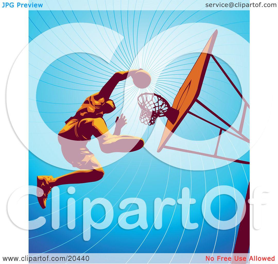 Basketball jumping practice server