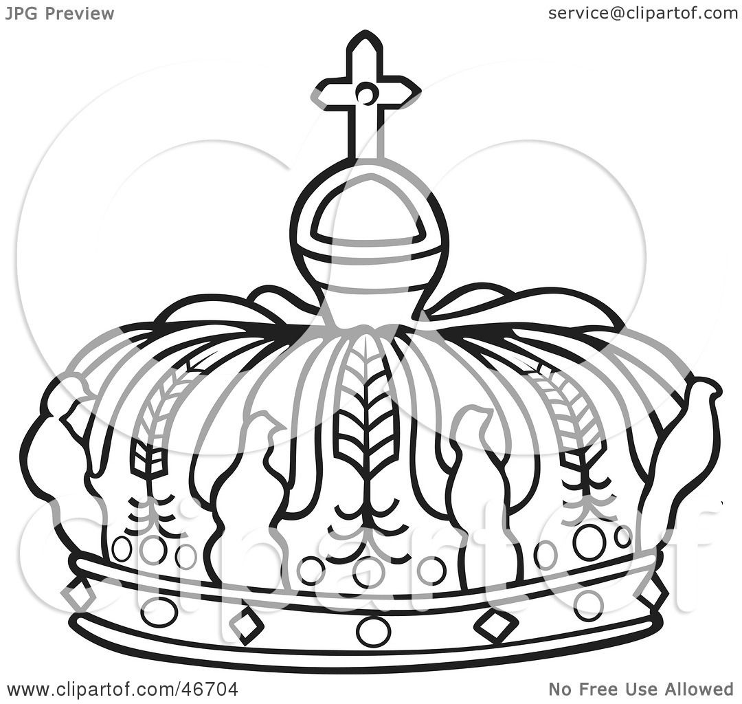 Crown Of Thorns Coloring Pages