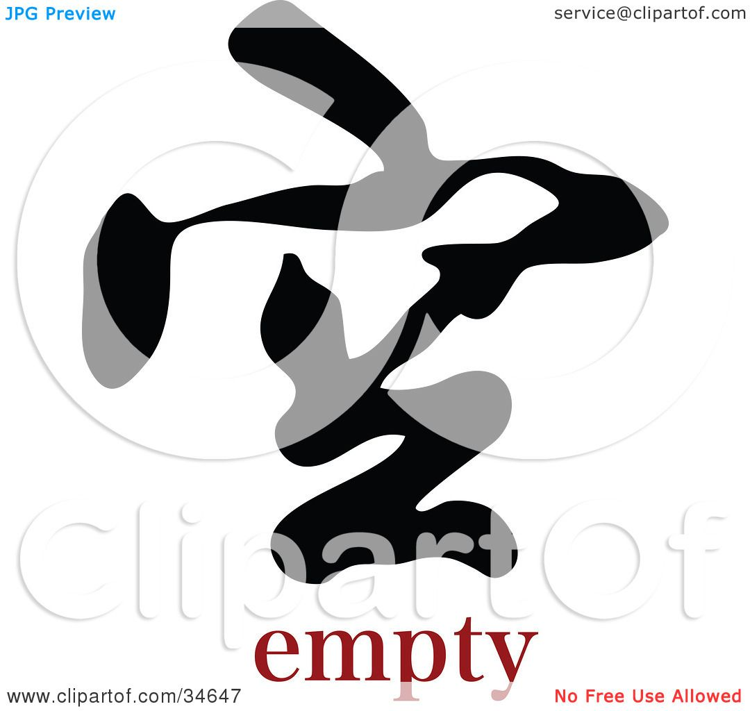 Clipart picture illustration of a collection of asian symbols for clipart illustration of a black empty chinese symbol with text by onfocusmedia buycottarizona Choice Image