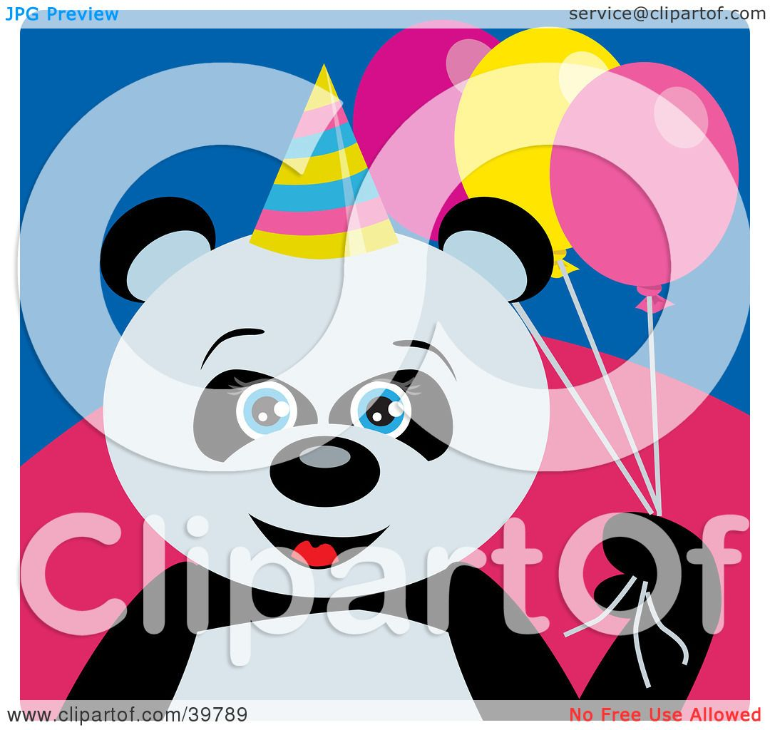 clipart panda female - photo #46