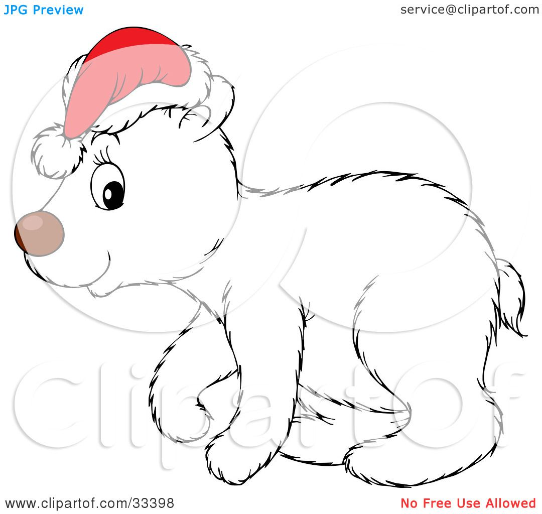 Clipart Illustration of a Cute