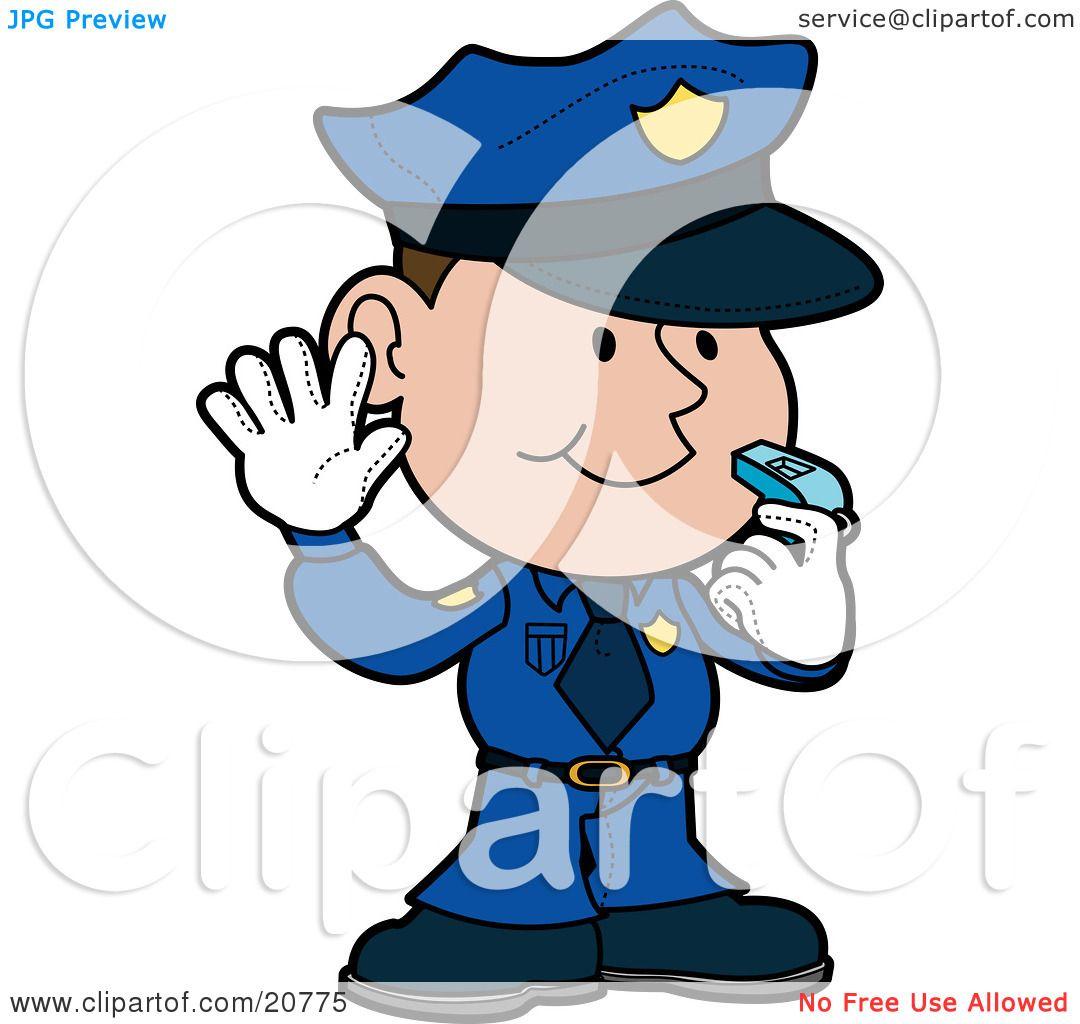 Police Uniform Clipart