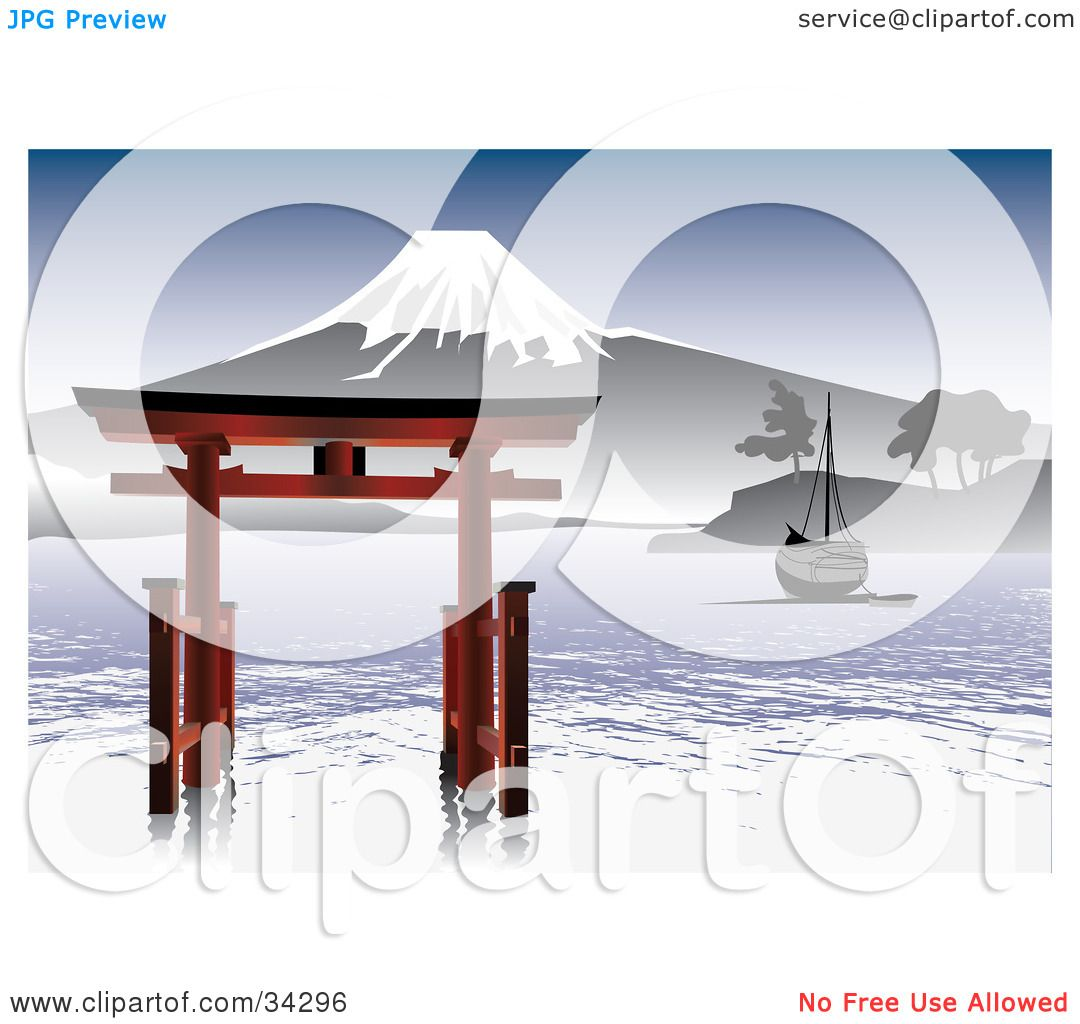 The Gallery For Gt Snow Mountain Clipart