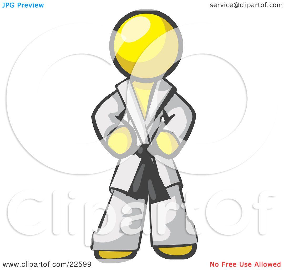yellow belt clipart - photo #22