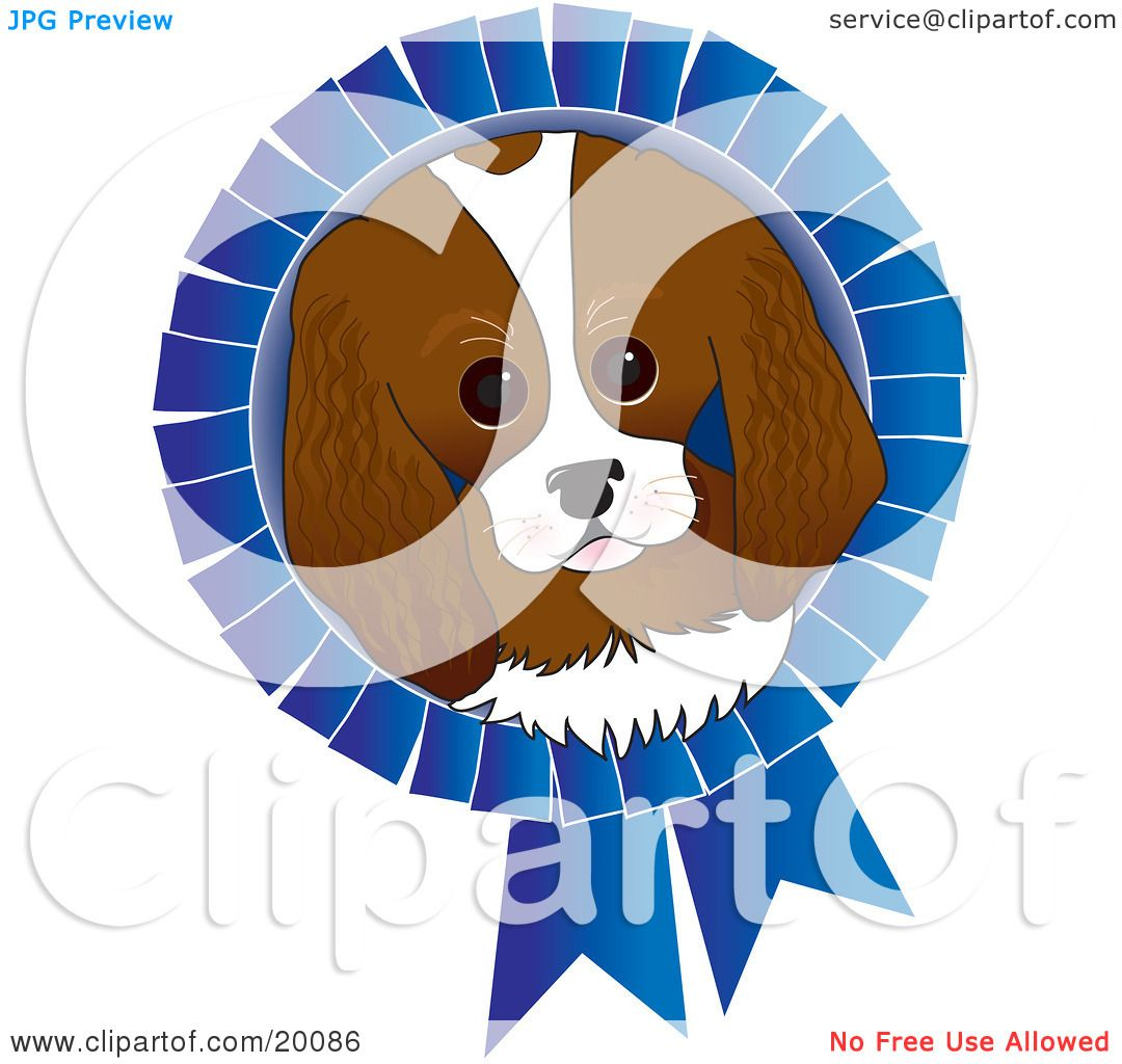 Cavalier King Charles Spaniel Christmas Gifts Notecard To Download ...