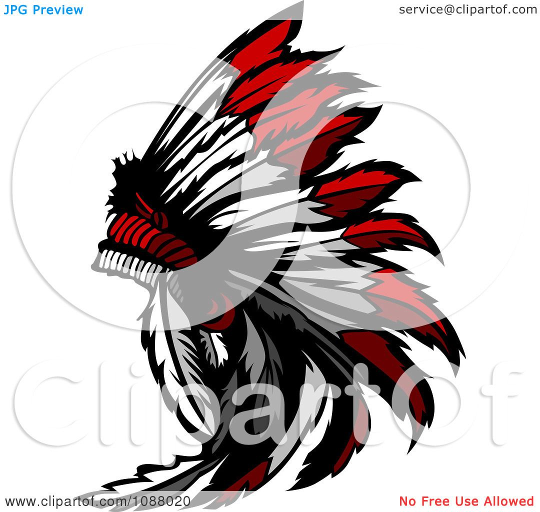 American Indian Chief Clipart Clipart Native American Indian