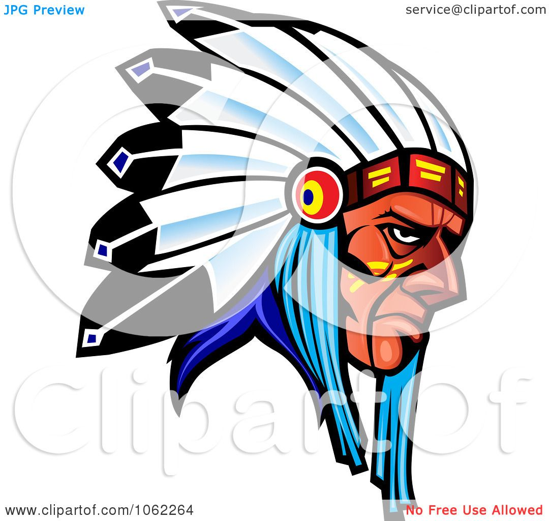 Clipart Indian Headdress Image. Easy to Edit Vector Format. | Warrior  drawing, Warrior logo, Native american warrior