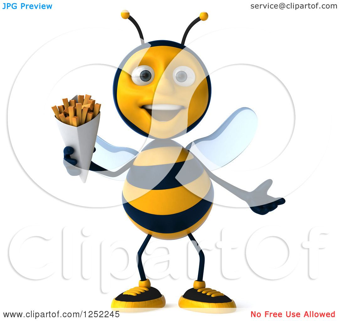 clipart french bee - photo #39
