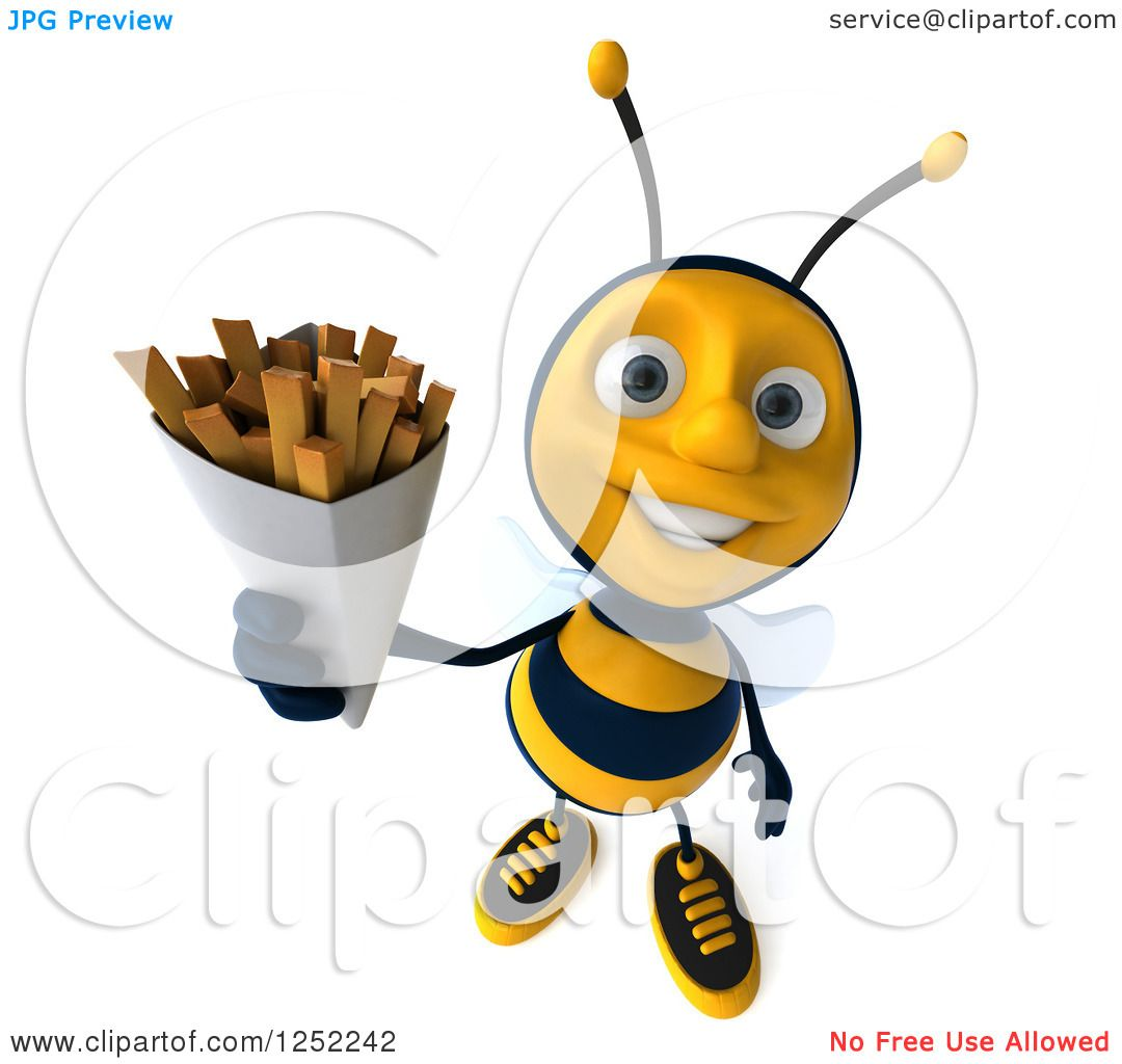 clipart french bee - photo #28