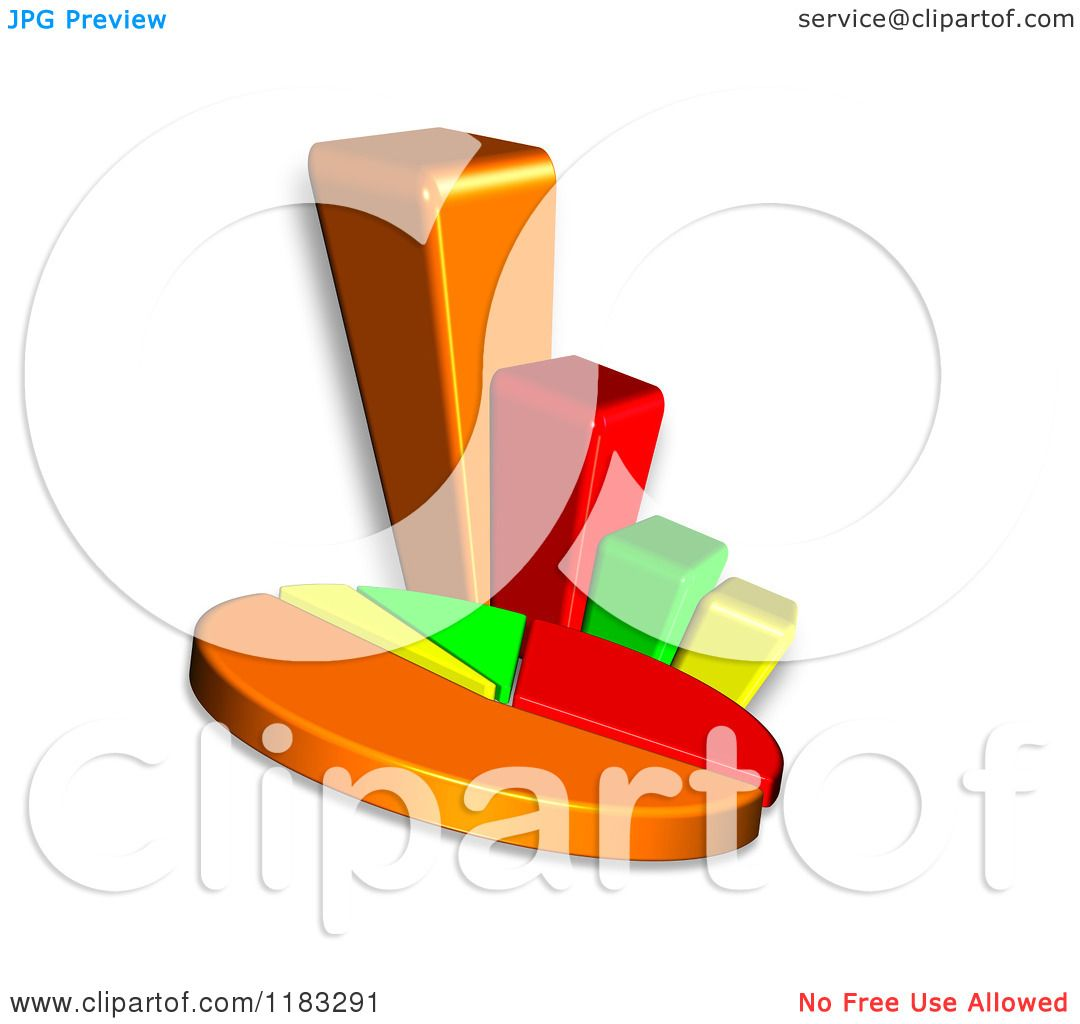 Clipart of a 3d pie chart and bar graph royalty free cgi clipart of a 3d pie chart and bar graph royalty free cgi illustration by macx nvjuhfo Image collections