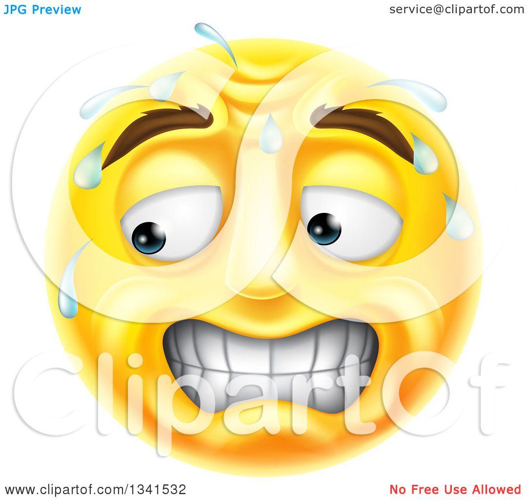 Biting Nails Emoticon 85550 | LOADTVE