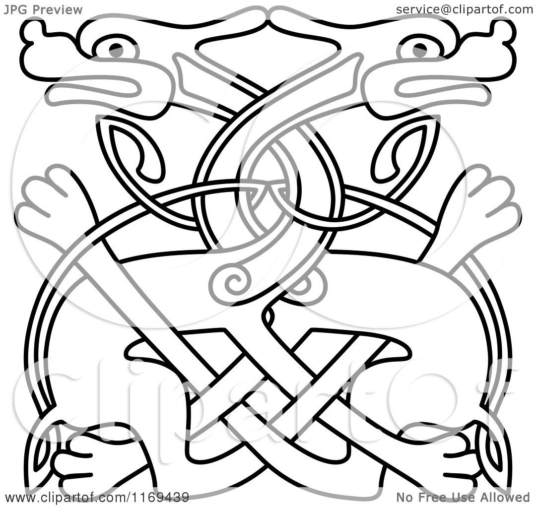 clip art celtic animals - photo #26