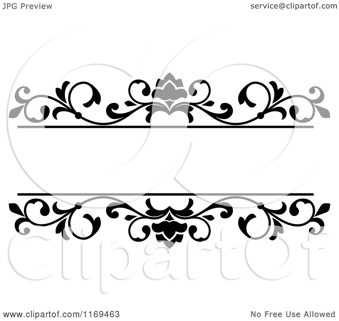 Black And White Floral Frame Royalty Free Vector Illustration as well  on cute curly updos