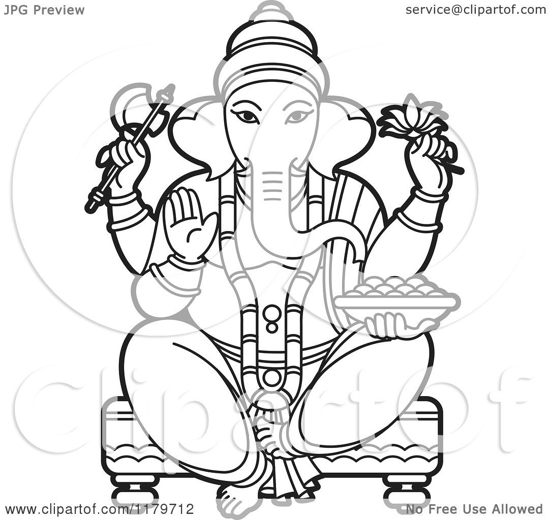 Line Art Hindu Gods : The gallery for gt hindu god drawings