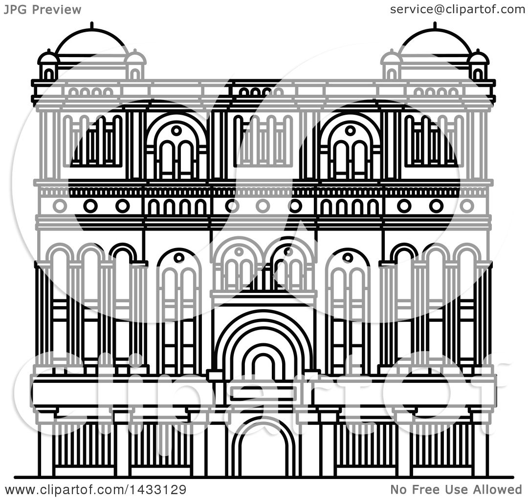 Line Drawing Of Queen Victoria : Clipart of a black and white line drawing styled